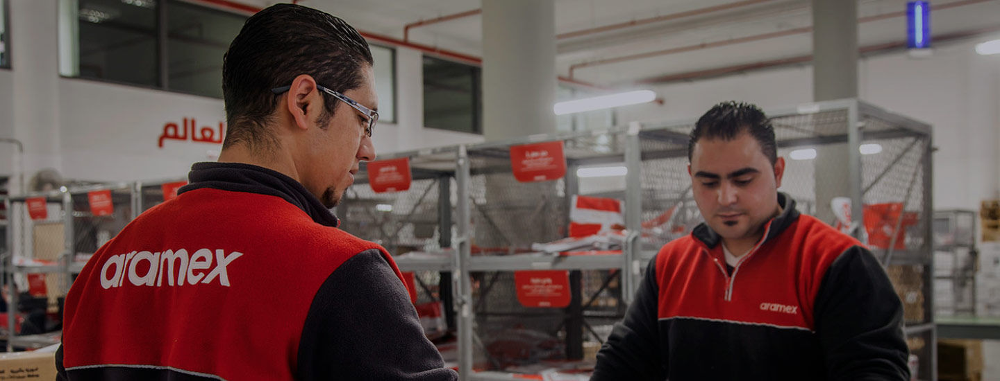 Image from Aramex